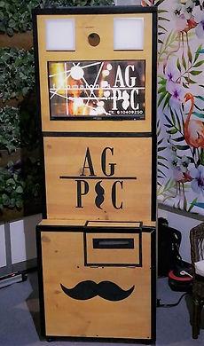 Fotomtón clásico fotomatones AGPIC