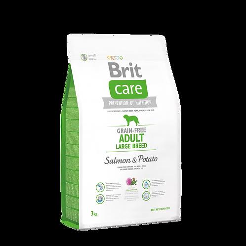Care Grain-free Adult Large Breed Salmon & Potato 3kg