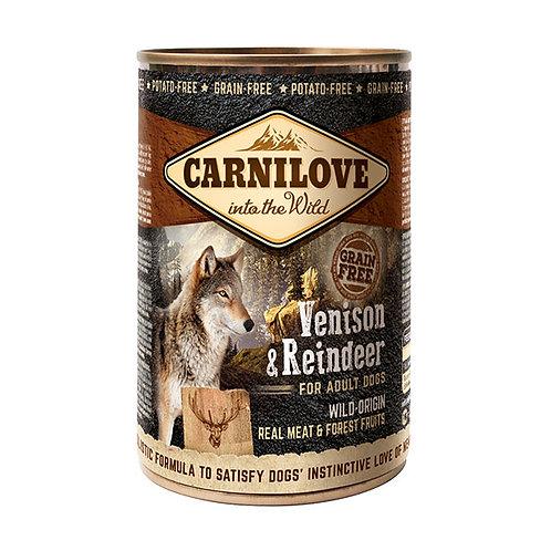 Carnilove Dog з північним оленем