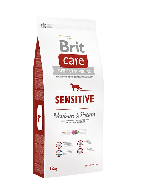 Brit Care Dog Sensitive 12kg
