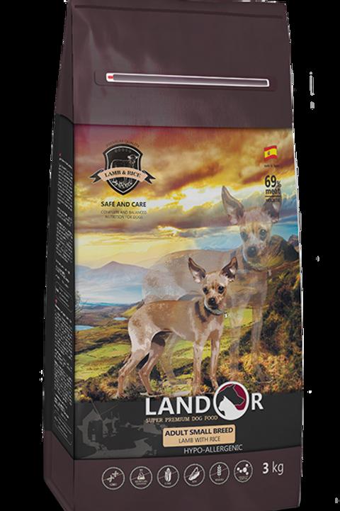Для дорослих собак малих порід Adult Small Breed Ягня з рисом