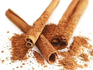 Cinnamon….Not just a holiday spice?