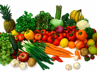 Eat two vegetables per meal everyday! (Jan 17, 2014)