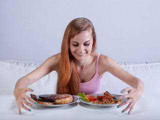 Three ways to avoid over eating meals!