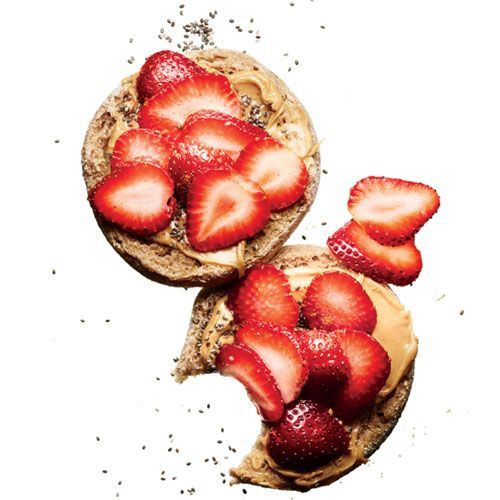 english muffin and strawberries.jpg