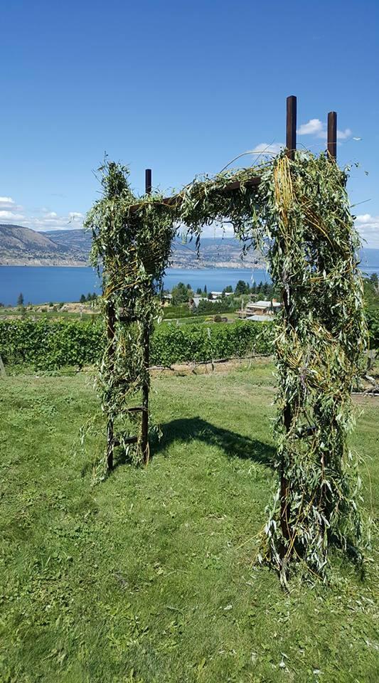 Wedding Trellice