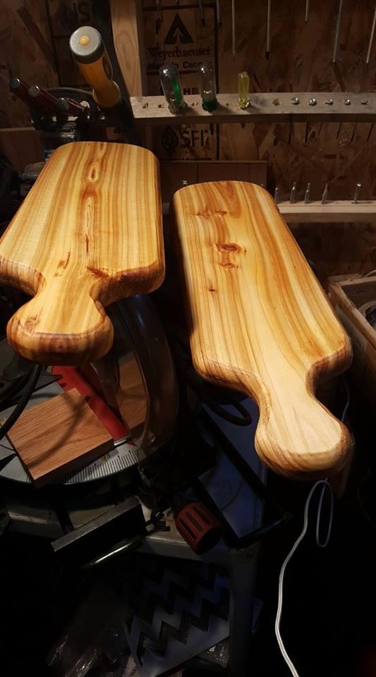 Twin Charcuterie Platters