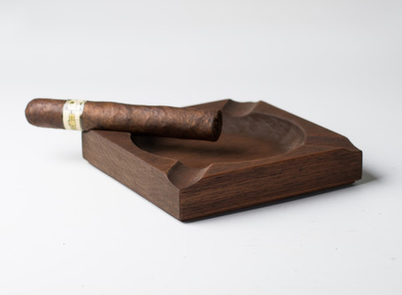 Exclusive cigar trays  //  Bespoke Post