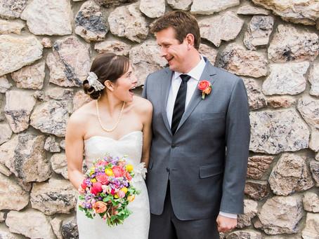 Allison & Brad's Beaver Creek Chapel Wedding