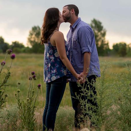 Elisa & Josh's Engagement Session