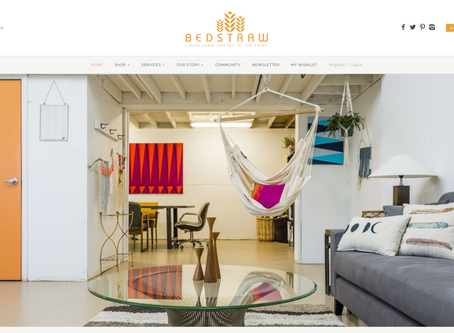 BedStraw Studio Sustainable Interior Textiles