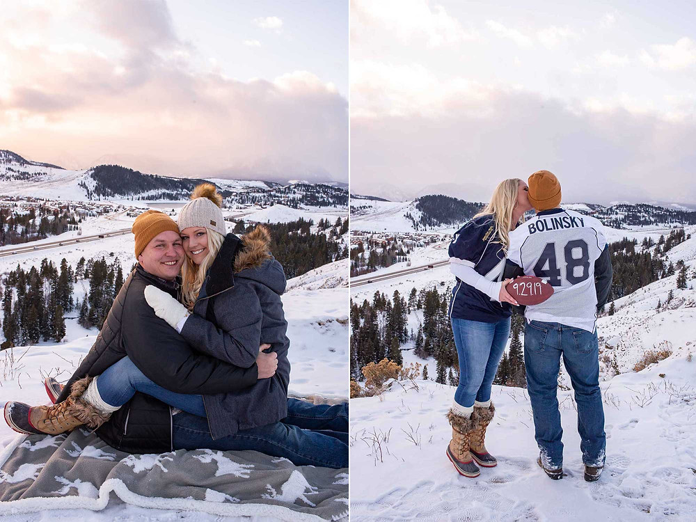 Football Engagement in Colorado Winter