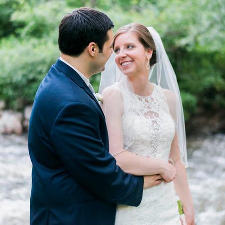Kelsey & George's Wedgewood Boulder Wedding