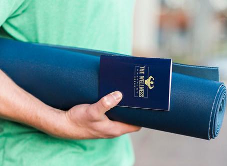 The Wellness Passport Marketing Photography
