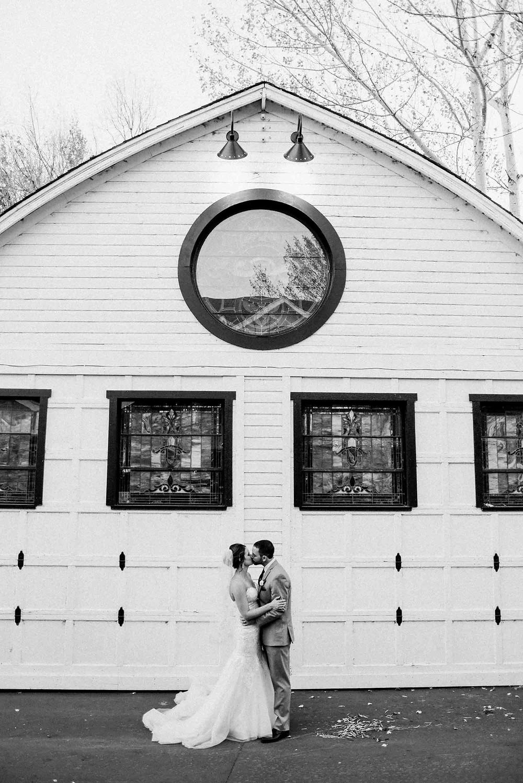 Chandelier Barn Lafayette Colorado Wedding