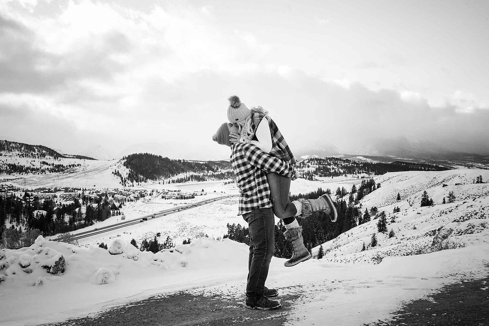 Dillon Reservoir Engagement Session