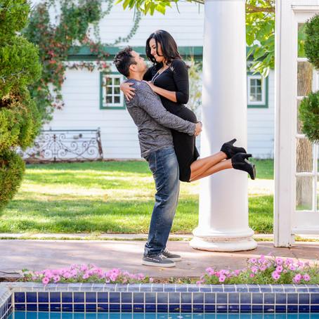 Krissa & Noah's Lionsgate Engagement