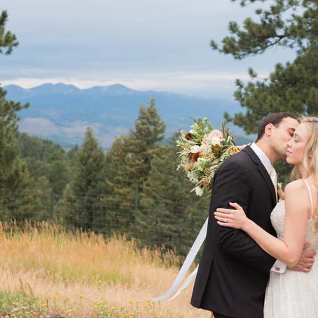 Emily & Micah's Pines at Genesee Wedding