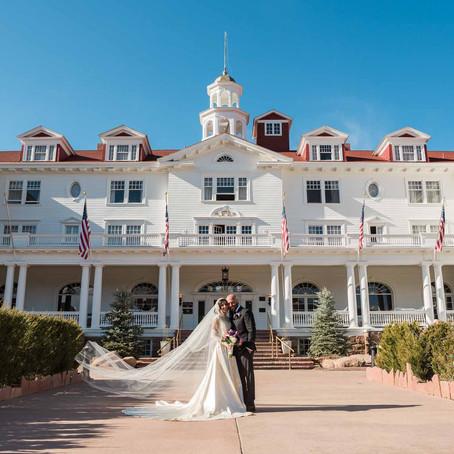 Anna & Eric's Stanley Hotel Wedding