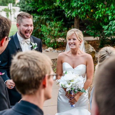 Larissa & Cris's Stonebrook Manor Wedding
