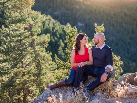 Allison & Shawn's Lost Gulch Engagement