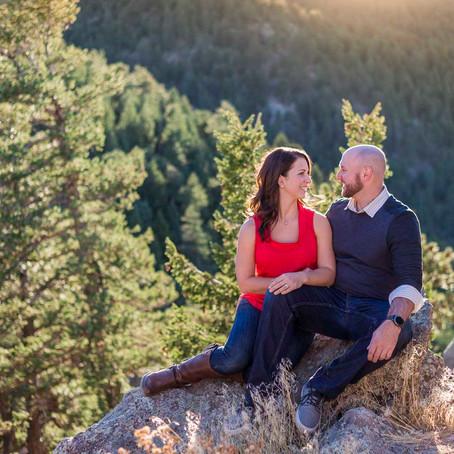 Allison & Shawn's Lost Gulch Engagement