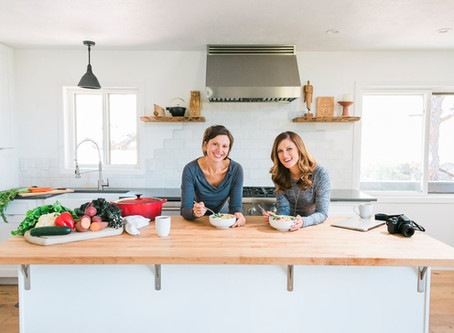 The Real Food Dietitians Blog Photography
