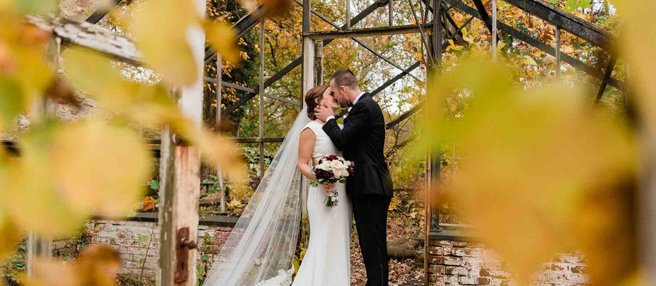 Shannon & Tommy's Valley Forge Wedding