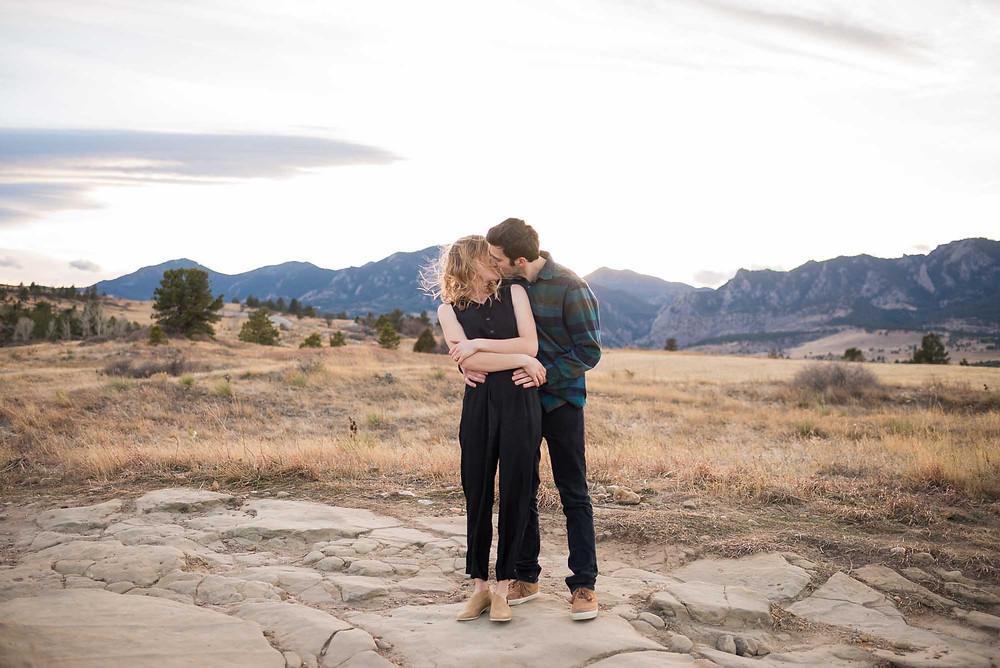 Boulder Colorado Engagement Photography