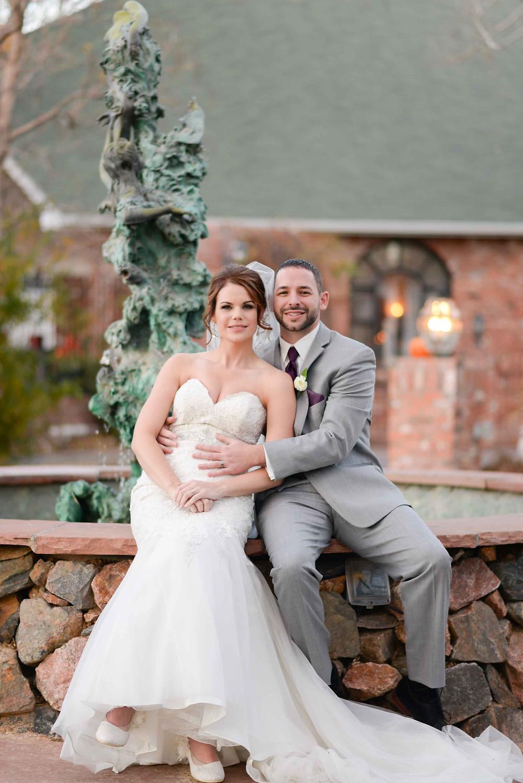 Fall Wedding Lionsgate Event Center Lafayette Colorado