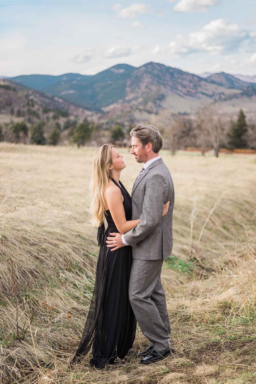 Anniversary Photos in Boulder