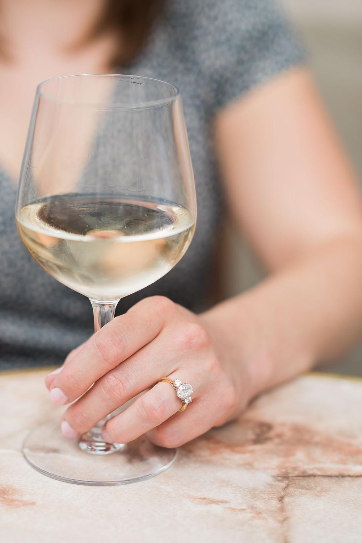 Jeweler's Row Engagement Ring Philadelphia