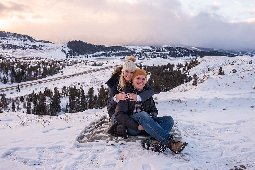 Colorado Couple Plans Winter Engagement in Keystone