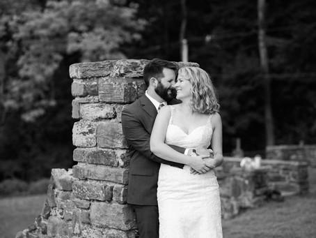 Danielle & Brian's Villanova Bridal Portraits