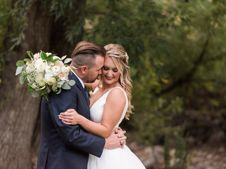 Heather & Kyle's Wedgewood Boulder Fall Wedding