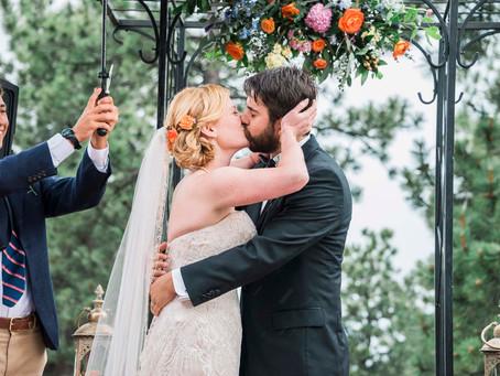 Emily & Jonathan's Vintage Inspired Wedding