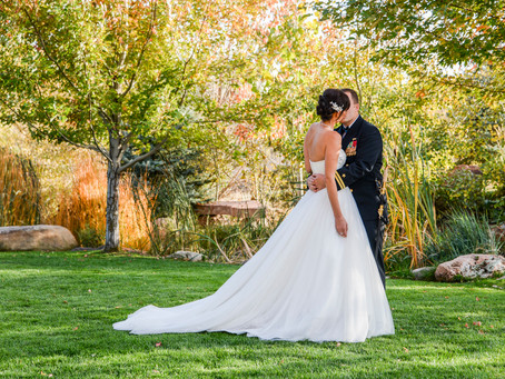 Erin & Dustin's Greenbriar Inn Wedding