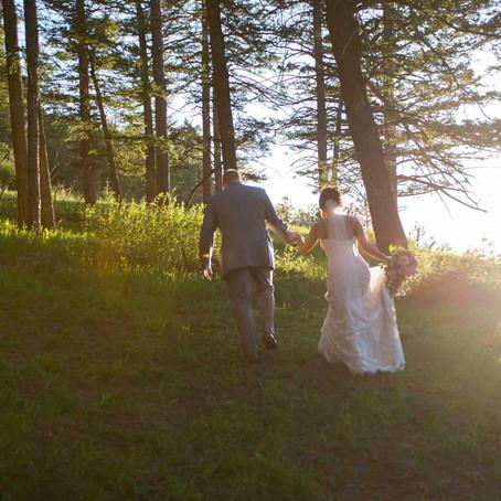 Seandra & Nathan's Pines at Genesee Wedding