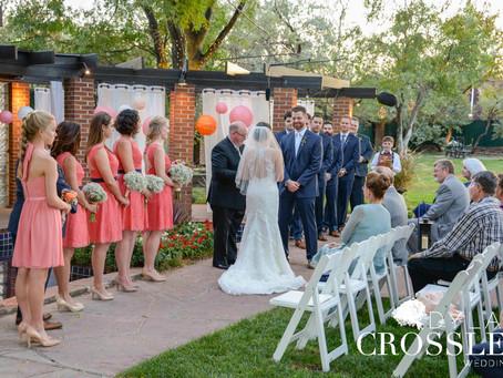 Lindsay & Nick's Dove House Wedding