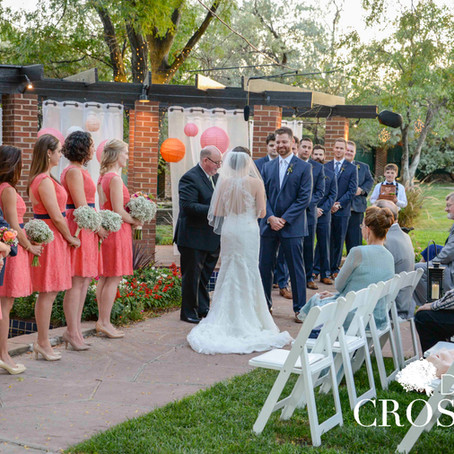 Lindsay & Nick's Dove House Wedding
