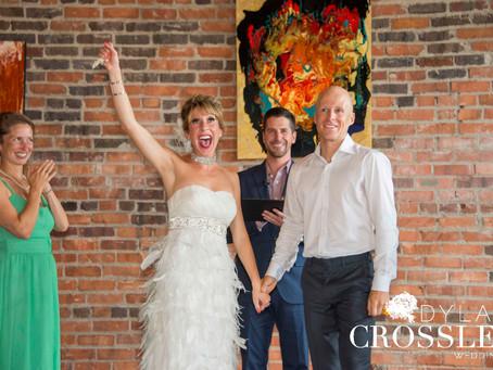 Abby & Joel's Green Spaces Denver Wedding