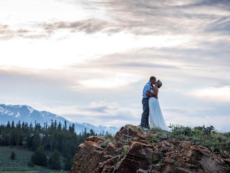 Julie & Tyler's Keystone Ranch Wedding