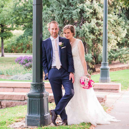 Joanne & Seth's Downtown Denver Wedding