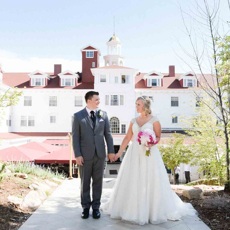 Alison & Brian's Stanley Hotel Wedding