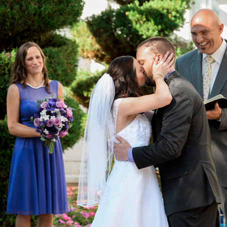 Shannon and Shane's Lionsgate Wedding