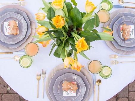 The Every Hostess' Spring Brunch Inspiration