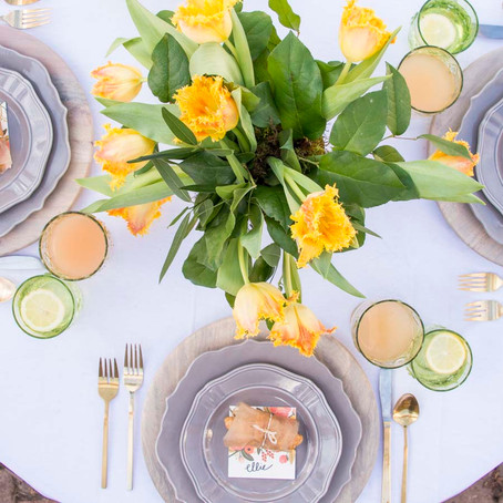 The Every Hostess' Spring Brunch Inspiration
