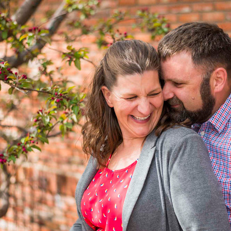 Betsy & Jay's Engagement Session