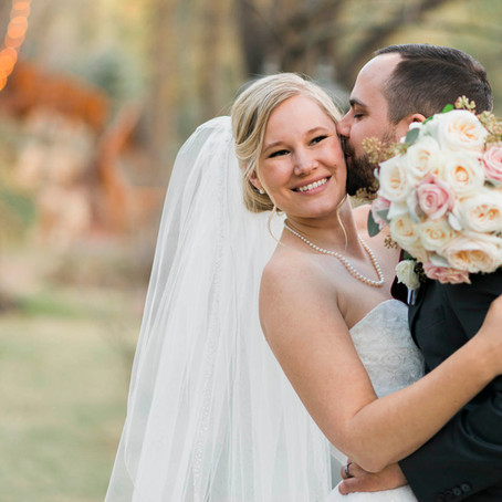 Modern, Classic & Sweet: Kate & Ryan's Wedding