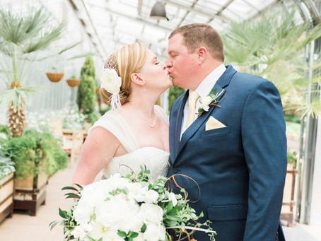 Melissa & Tim's Downtown Denver Wedding